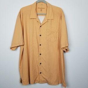 Tommy Bahama | 100% Silk | textured fabric